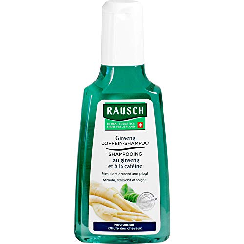 Rausch, Ginseng Coffein Shampoo ml, farblos, 200 milliliter