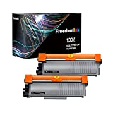 FreedomInk TN2320 TN-2320 - Tóner compatible con Brother TN 2320 TN 2310 para Brother MFC-L2700DW L2700DN L2720DW L2740DW HL-L2340DW L2300D L2360DN L2365DW DCP-L2500D DW L254 0DN L2560DW (2 negros).