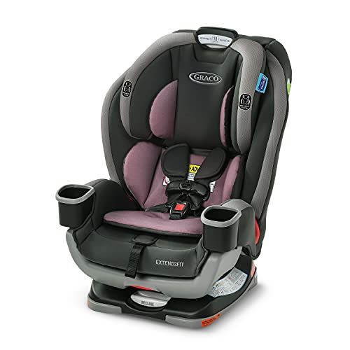 Graco Extend2Fit 3-in-1 Car Seat, Norah