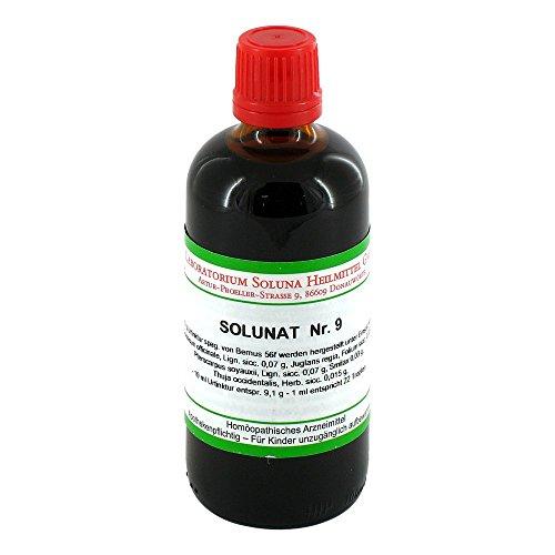 Laboratorium Soluna Solunat Nr. 9, 100 ml Lösung