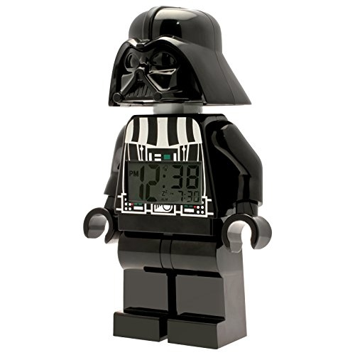 Lego Star Wars Darth Vader Wecker 9002113 Digital Alarm LED Kinder ULE9002113 Wecker