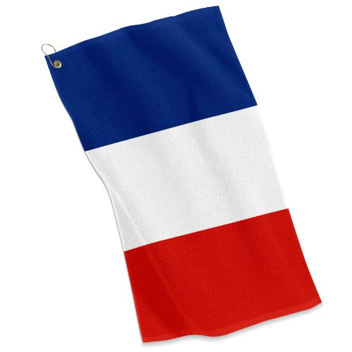 French Flag Sports /Golf Towel