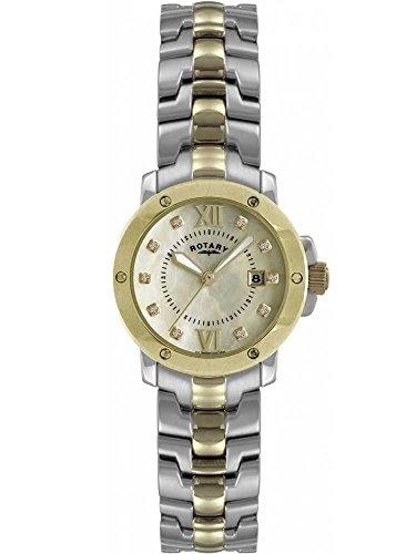Rotary LB02830-40 - Reloj de Pulsera para Mujer