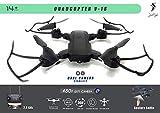 Jack Royal V-18 Sky Phantom Foldable Selfie Drone | Camera WiFi FPV |