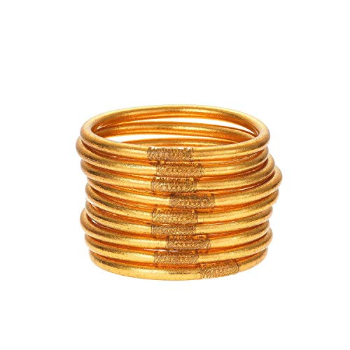 Gold All Weather Bangles (AWB) - Serenity Prayer