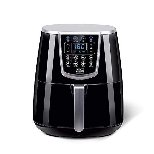 KENT Hot Air Fryer 16033 1350-Watt (Black)