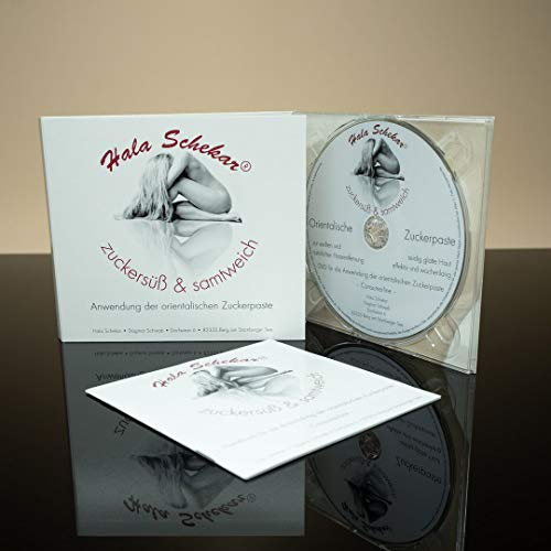 Hala Schekar Anwender DVD – Enthaarung mit orientalischer Zuckerpaste – Laufzeit 7 Minuten