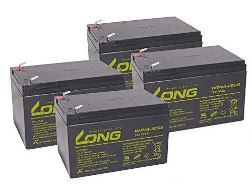 Akkusatz kompatibel eFlux Freeride PRO 1600 Watt 48V 14Ah PR0015855-01 CHES015