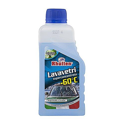 Rhutten 180052 Detergente Liquido per Impianti Lavavetri e Lavafa, 250 ml