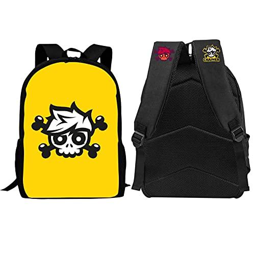 Crai-ner - Mochilas grandes para estudiantes, bolsa de viaje y negocios, bolsa para portátil