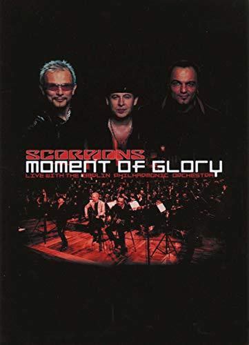 Scorpions Moment of Glory [Reino Unido] [DVD] [Reino Unido]