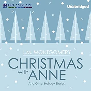 Christmas with Anne audiobook cover art