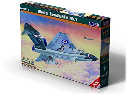 Mistercraft D-26 - Modellbausatz Gloster Javelin FAW MK.7