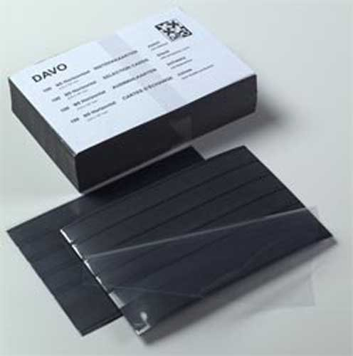 DAVO 29543 N5 stockcards (210x147mm) 5 Strips (per 100)