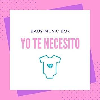 Yo Te Necesito
