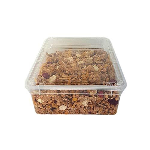 Cornflakes con Glassa allo Yogurt Lamponi liofilizzati e biscotti Icewer Cf 660 gr Yogurt Icing...