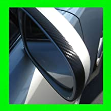 312 Motoring fits 2006-2010 INFINITI M35 M 35 CARBON FIBER MIRROR TRIM MOLDINGS 2PC 2007 2008 2009 06 07 08 09 10