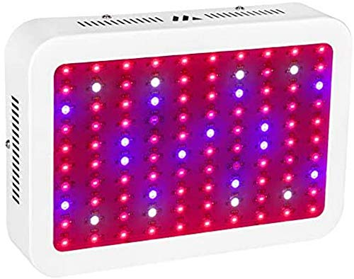 LED Grow Light, 1000W Full Spectrum Dual Chip High Power Plant lamp,Red & Blue Mixed, Horticultural Plant Lighting, for Grow Tent & Greenhouse