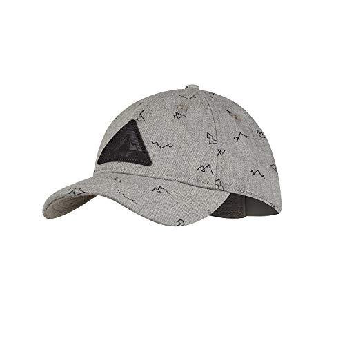 Buff Unisex Kinder Baseball Cap, Grey, Einheitsgröße