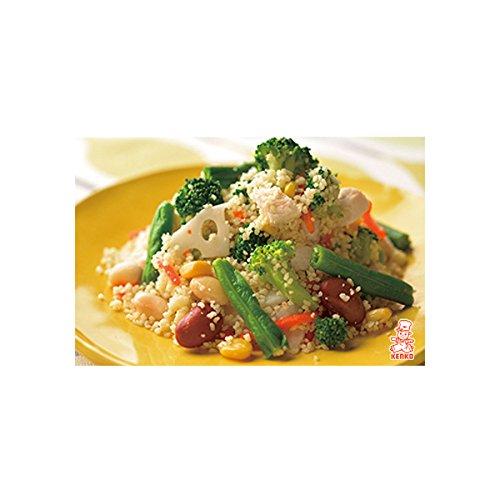 ケンコーマヨネーズ 緑野菜のサラダ 500g【冷凍】