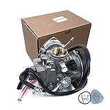 HTGUDE Carburador para Desbrozadora, Traje de Conjunto de carburador para CF500 CF188 CF 300CC 500CCCARB Piezas de Repuesto duraderas