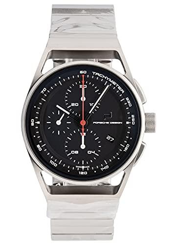 Porsche Design Herren-Armbanduhr 1919 Chronotimer Datum Chronograph Analog Automatik 6020.1.01.003.01.2
