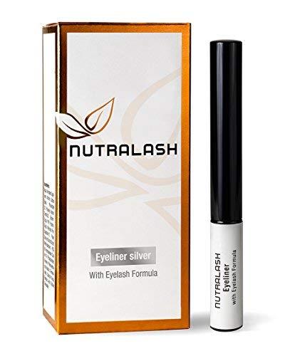 Nutralash Eyeliner Silver, (1x2 ml)