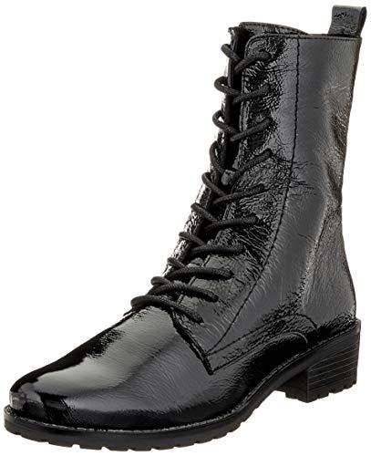 Caprice Damen 9-9-25101-25 Stiefelette, BLACK NAPLAK, 41 EU