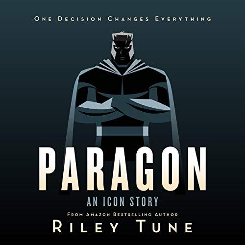 Paragon audiobook cover art