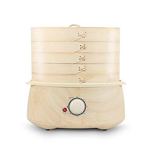 Original Bambus Dampfer, Hand Gefertigt, Küchenutensilien, Multifunktionsdampfer, Mehrschichtige