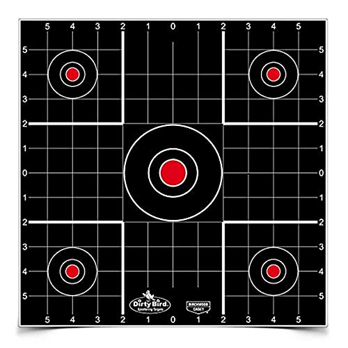 BW Casey Dirty Bird Target 12 inch Sight In 12 Pack