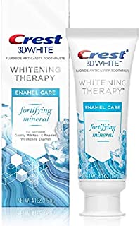 Crest 3D White Whitening Therapy Enamel Care Fluoride Toothpaste, 4.1 Ounce