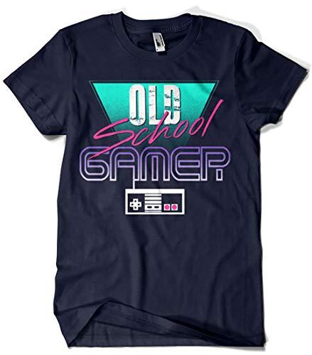 Camisetas La Colmena 2802-Old School (DDjvigo)