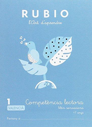 Competència lectora 1. Món sensacions (valencià) (Competència Lectora (Valencià))
