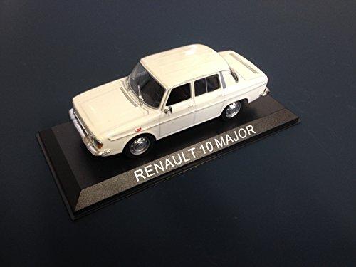 1:43 BALKAN AUTO : RENAULT 10 MAJOR R10 R 10 BA57