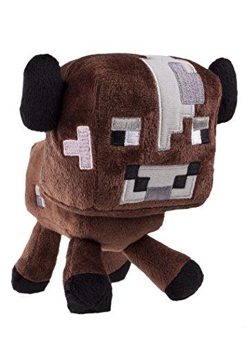 Minecraft 16538 - Plüschfigur Baby Kuh