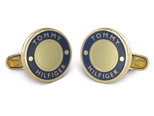 Tommy Hilfiger Herren-Charm 333 Gelbgold Emaille 17 cm-2700508