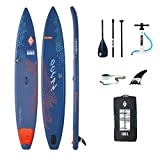 Aztron Aquatone Ocean 14.0 Carrera Touring Isup Hinchable Tabla de Surf, Stand Up Paddle 426x69x15
