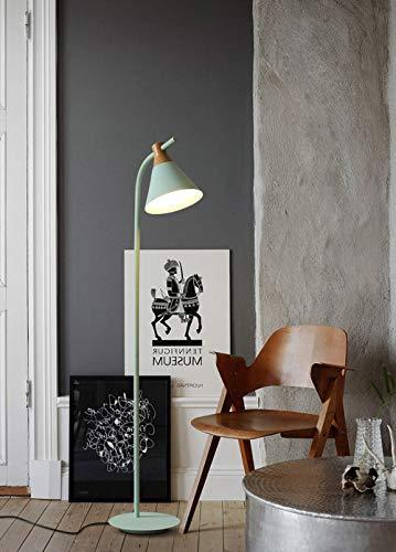 HIL kleur modern persoonlijkheid nachtkastje Macaron staande lamp creatieve slaapkamer warm woonkamer verticale tafellamp studiumeenvoudige designer mode lamp