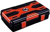 WANGXIAOYUE Caja de cigarros Caja de cigarros, Caja de Cigarrillo de cigarro de cigarro Sellado Impermeable Caja de Tabaco (Color : A)