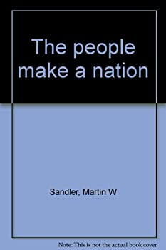 Hardcover The people make a nation Book