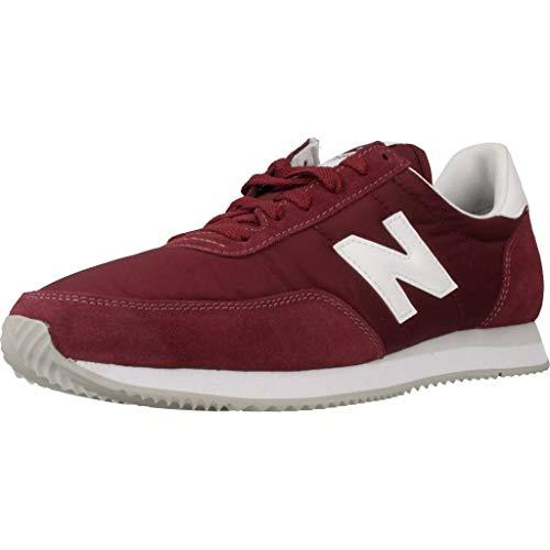 New Balance UL720AC, Trail Running Shoe Unisex Adulto, Rojo, 43 EU