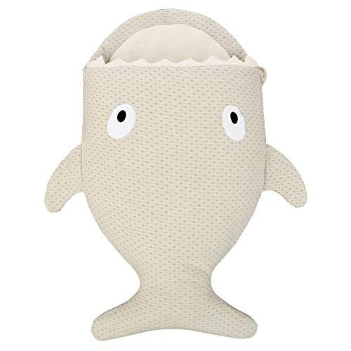 Schlafsäcke Baby-Haifisch-Schlafsack im Herbst und Winter, Anti-Startle Quilt, Neugeborenes Anti-Kick Quilt, warme Decke, Unisex (Color : Light Green Heart Shape)