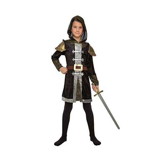 My Other Me Me-204169 Disfraz de caballero medieval para niño, 7-9 años (Viving Costumes 204169)