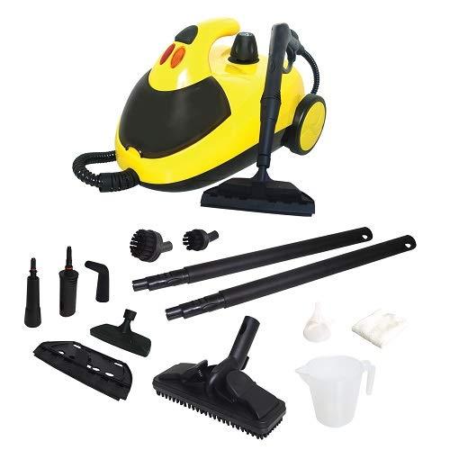 Vaporizador e Higienizador 1500W Vapor Clean com 14 acessórios Intech Machine (220V)
