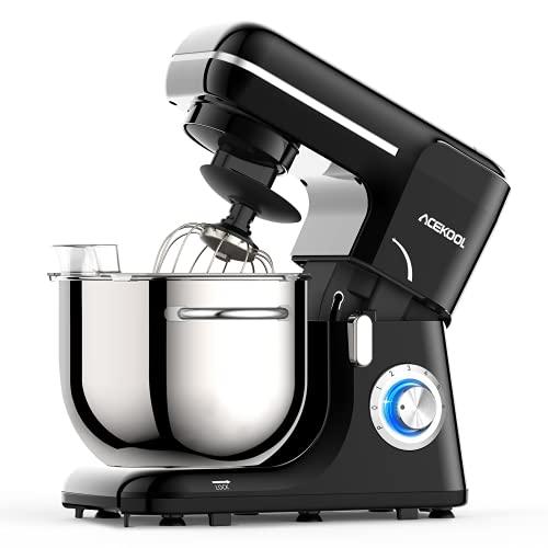 Acekool Küchenmaschine Knetmaschine,...