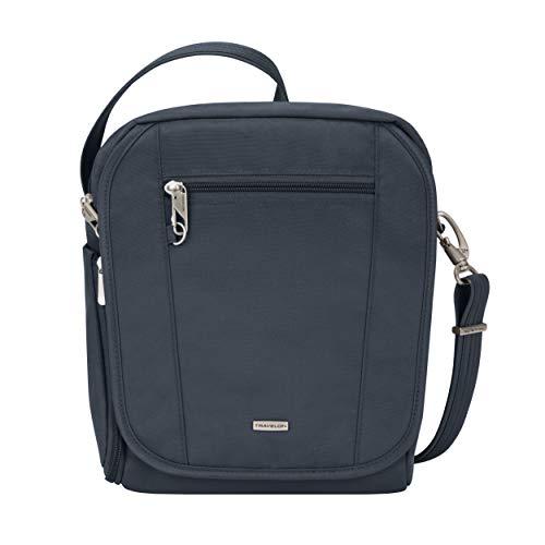 Travelon Anti-Theft Classic Tour Bag Medium, Midnight, One Size