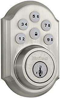 Kwikset SmartCode SmartKey Satin Nickel Model # 910 TRL ZW 15 SMT CP