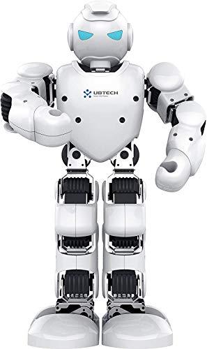 UBTech Alpha 1E Intelligenter Menschoid Küchenmaschine – Lernspiel und Spaß – Einstieg in die Programmierung