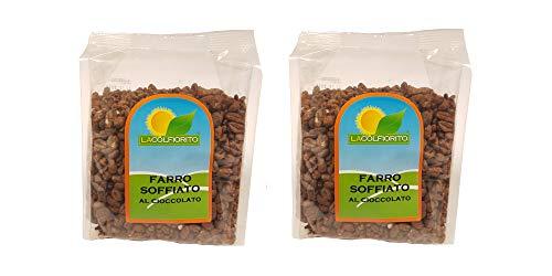 Farro Soffiato Al Cioccolato - 2 Pacchi Da 200 grammi